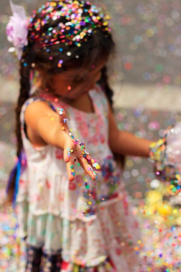 Spring color colors child fun photo