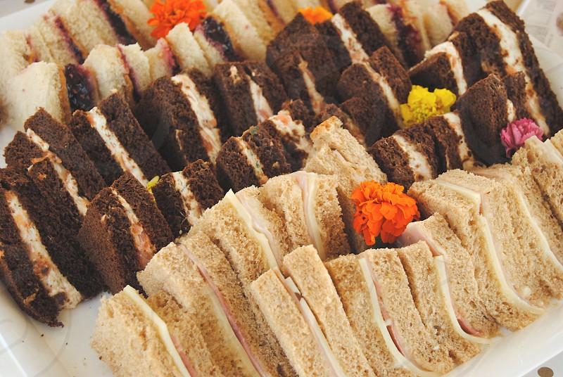 Sandwiches- everyone's staple photo