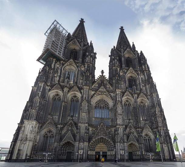 Cathedral Church of Saint Peter Catholic cathedral in Cologne photo