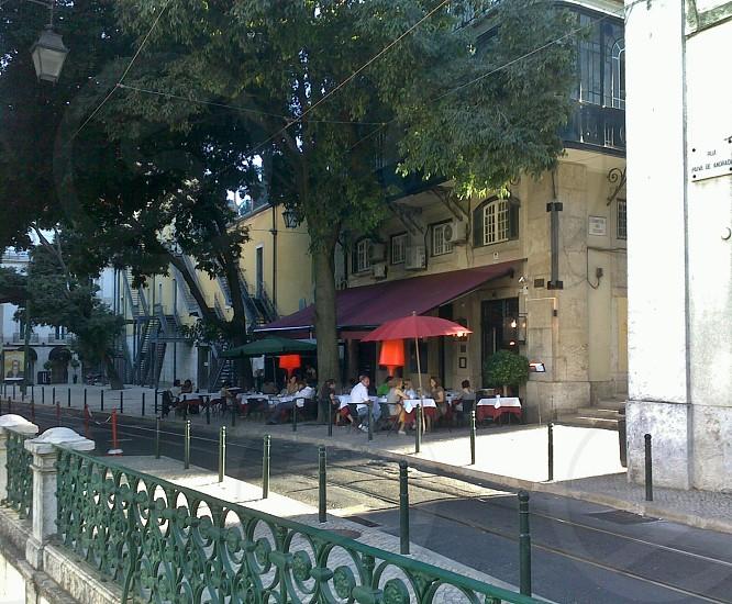 Lisbon - Chiado photo