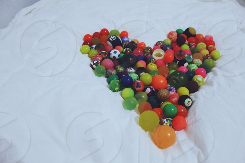 Bouncy ball collection  photo