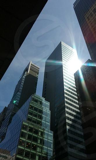 Skyline  New York photo