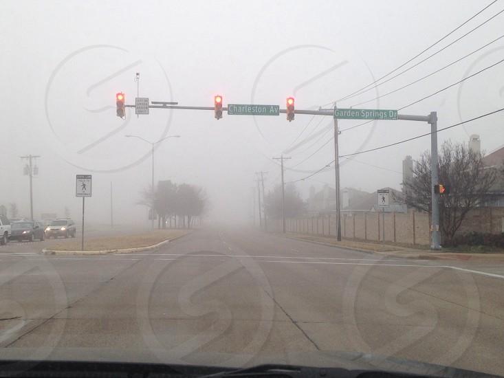 Fog...o.O photo