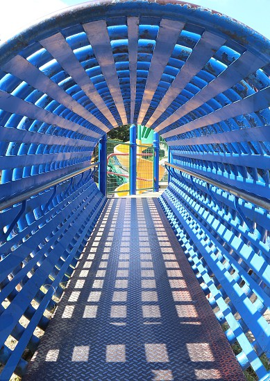 Playground Tunnel photo