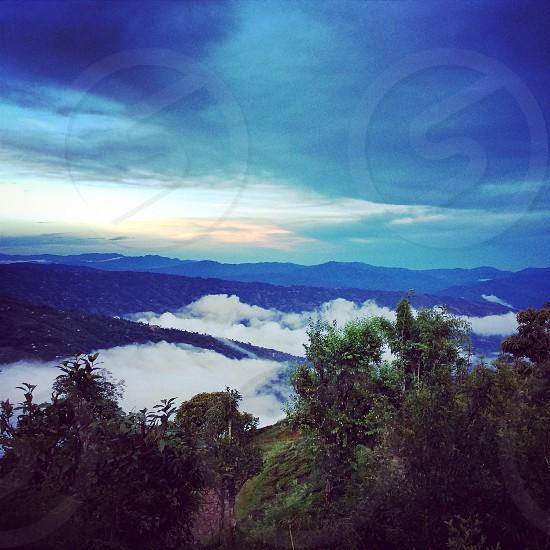 Himalayas.  photo