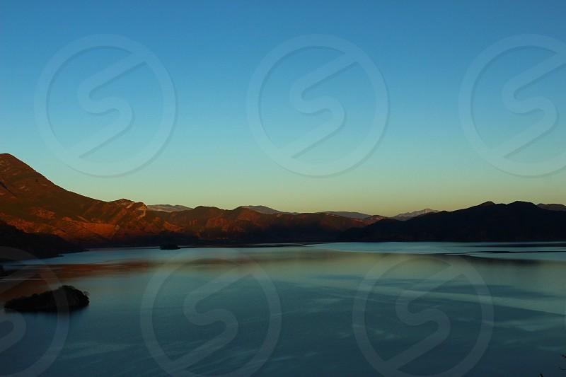 A lake photo