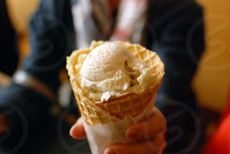 ice cream sweet food food and drink summer photo