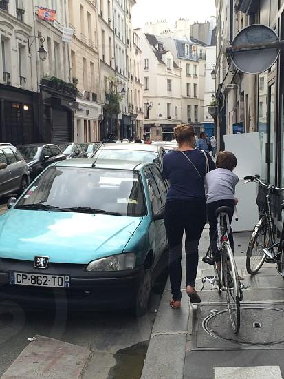 Le Marais Paris photo