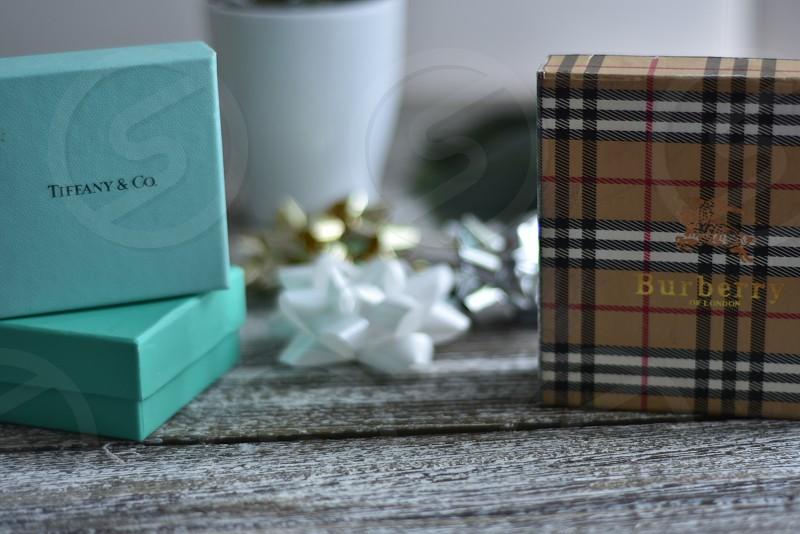 Gift boxes challenge photo