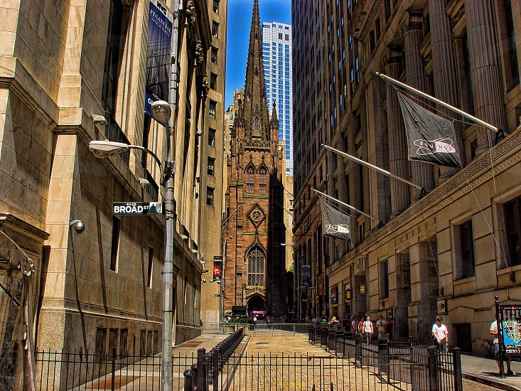 trinity church photo