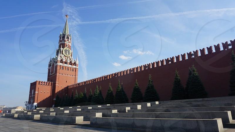 Lenin's Mausoleum Moscow                             photo