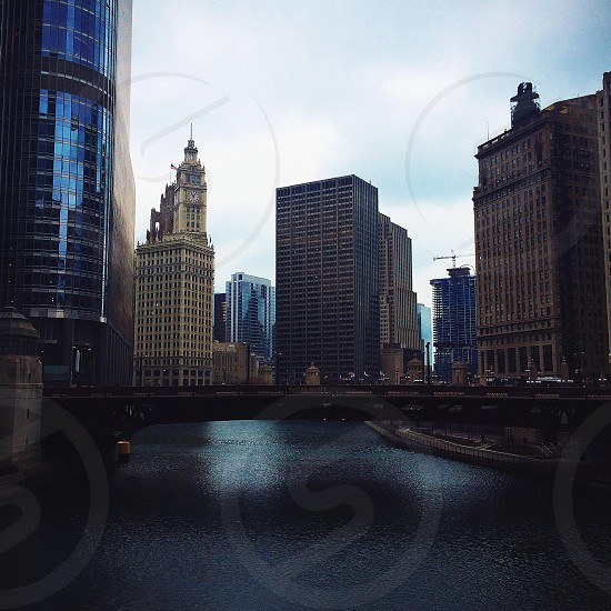 Wacker #Chicago photo
