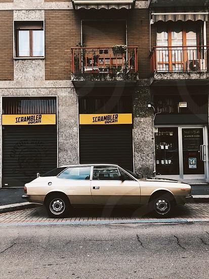 #car #vintage photo