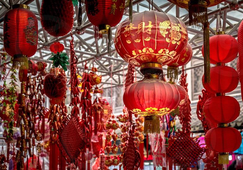 Red!  Chinese New Year! photo