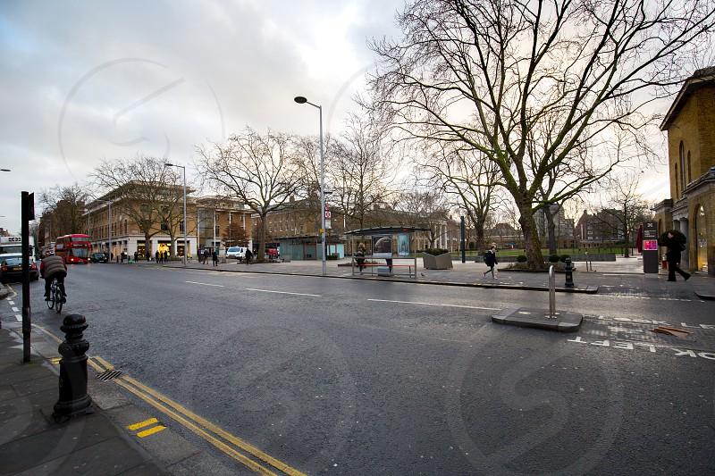 Chelsea Sloane Square Street London photo