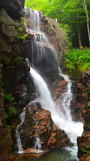 The Flume NH photo