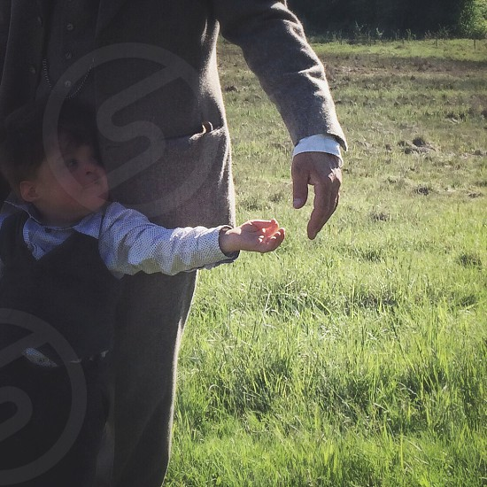 man with child photography photo