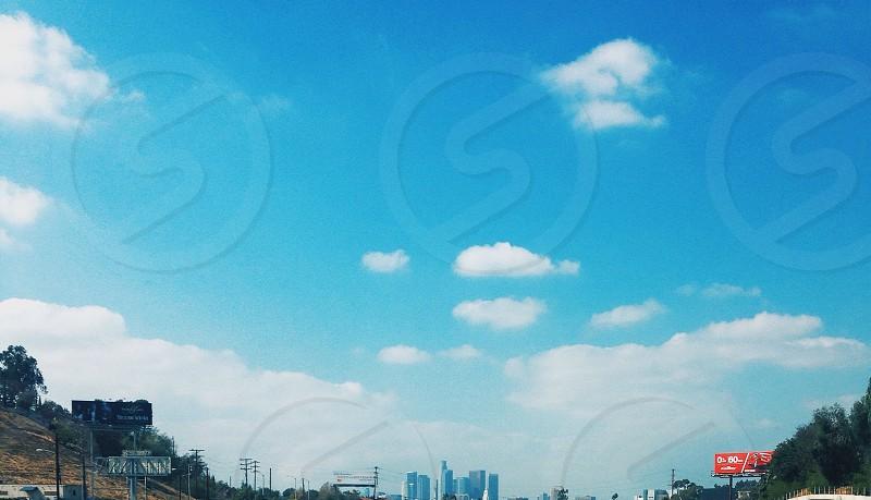 Los Angeles.  photo
