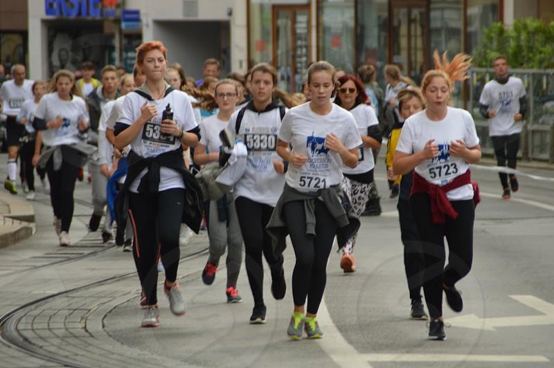 Zagreb marathon 2017 photo