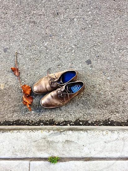 Empty shoes photo