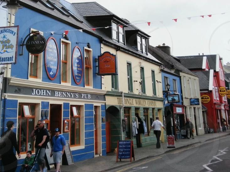 Dingle Ireland photo
