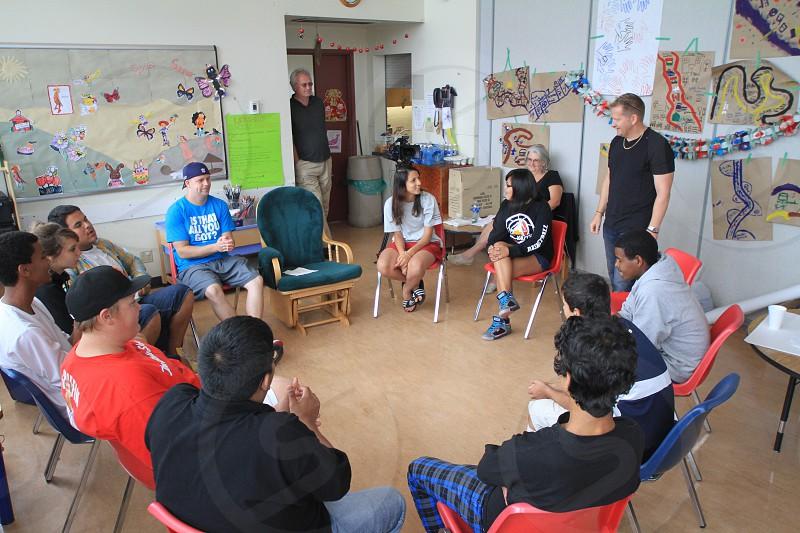 Community Development Youth Empowerment  photo