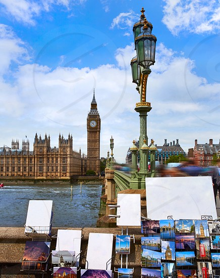 Big Ben London postcards Clock tower in UK images of cards are my own copyright photo