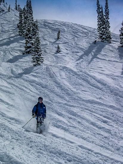 authentic travel experiences skiing photo
