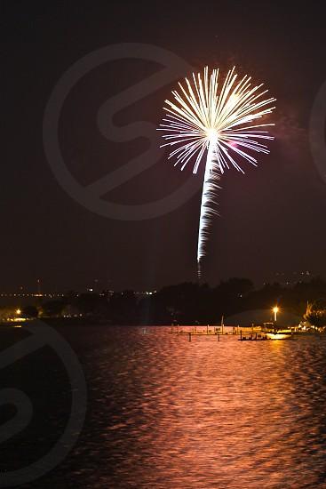 New Year's Eve Celebration Fireworks photo