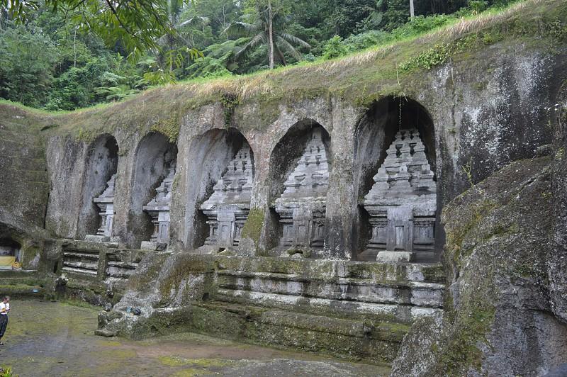 Gunung kawi Bali photo