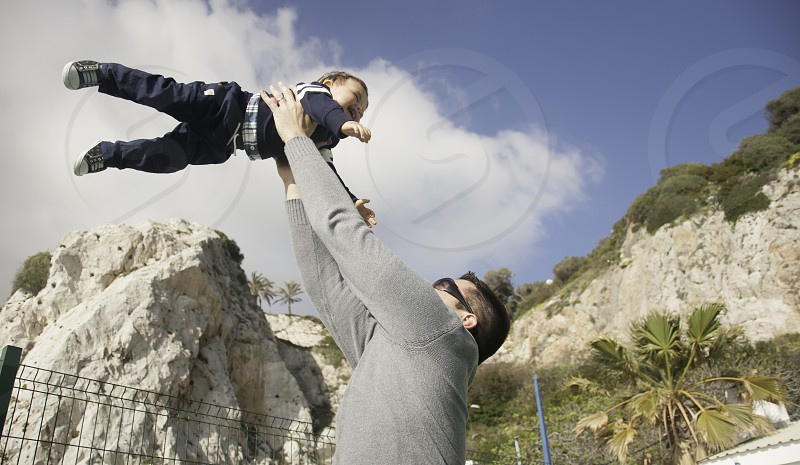 Daddy duty photo