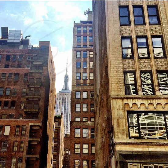 Here you are!!! Empire State Building NYC. photo