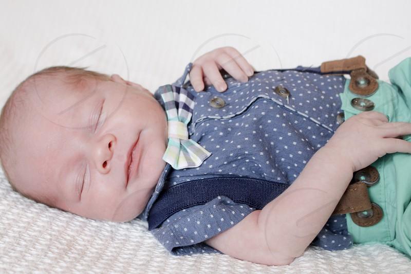 Babies newborn portrait  photo