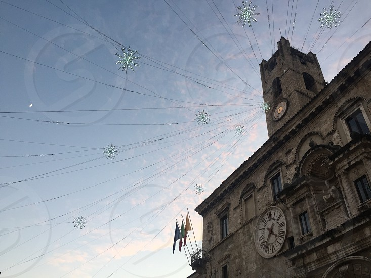 #ascolipiceno #cristmastime #italy  photo