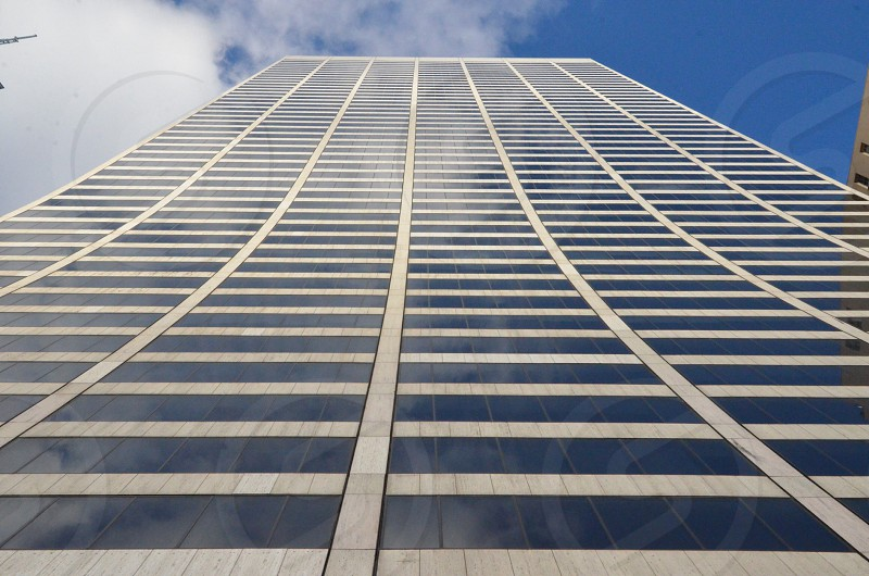 gray high rise building photo