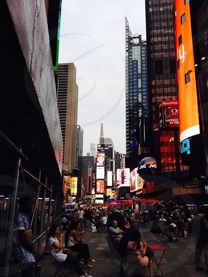 NYC life photo