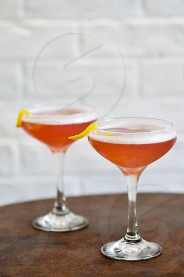 cocktails lemon bar Austin Texas tequila drinks  photo