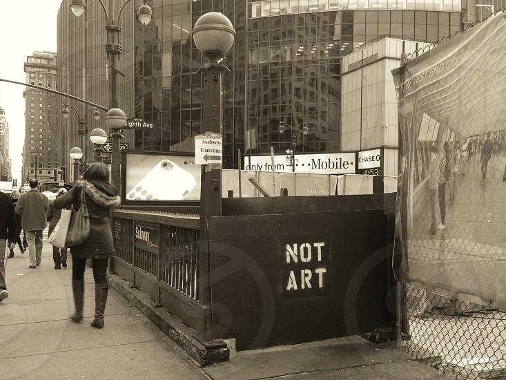 Not Art photo