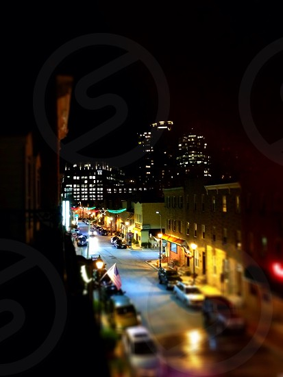 High Street in Little Italy.   photo