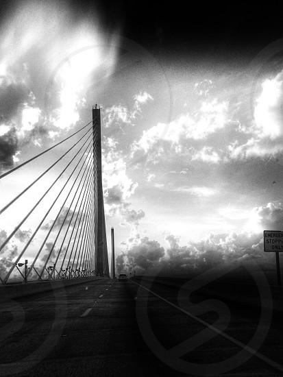 Sunshine Skyway Bridge photo
