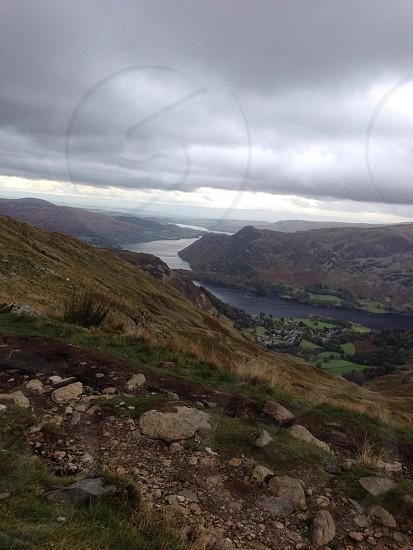 Lake District Cumbria photo