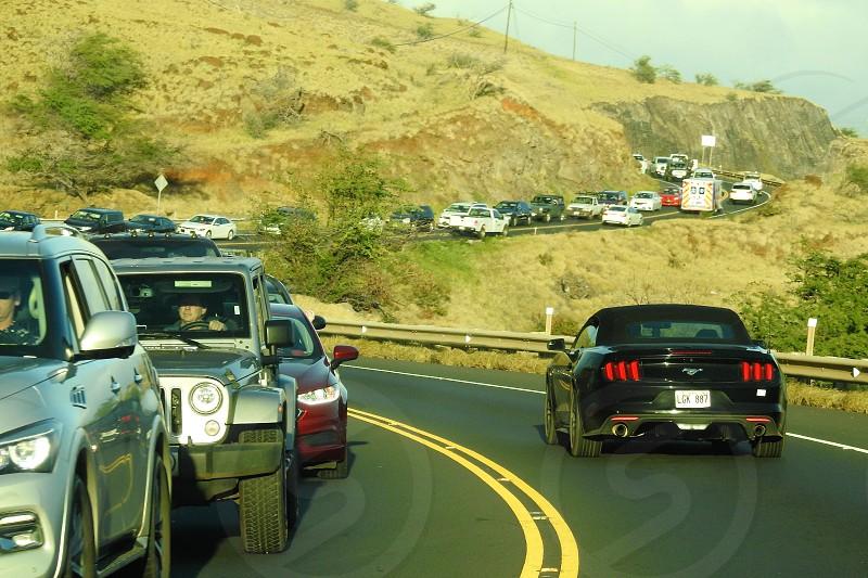 Scenic drive to/from Lahaina Maui         photo