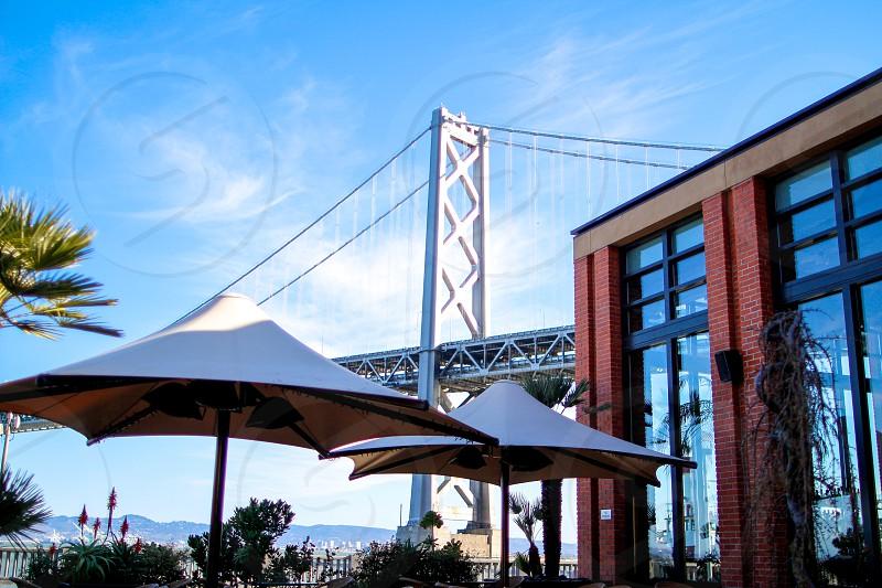 San Francisco bay bridge oakland watershed photo