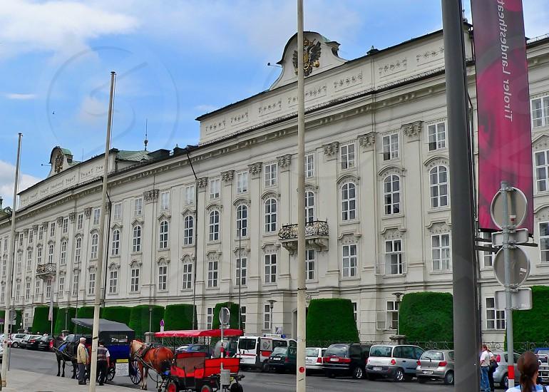 Tyrolean Folk Art Museum Innsbruck Austria. photo