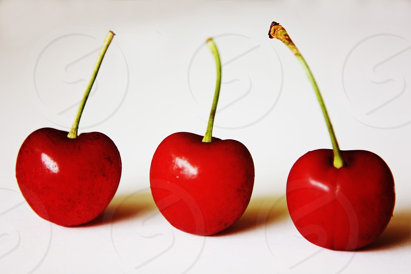 Love some me some juicy cherries! photo
