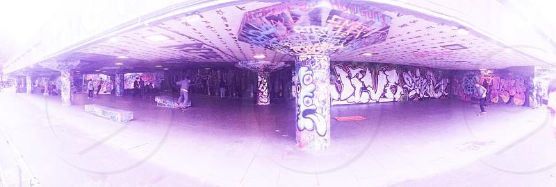 South bank skate park photo