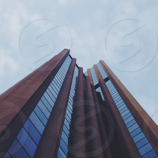 brown high rise building photo