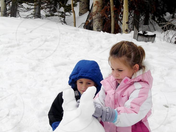 Winter fun photo