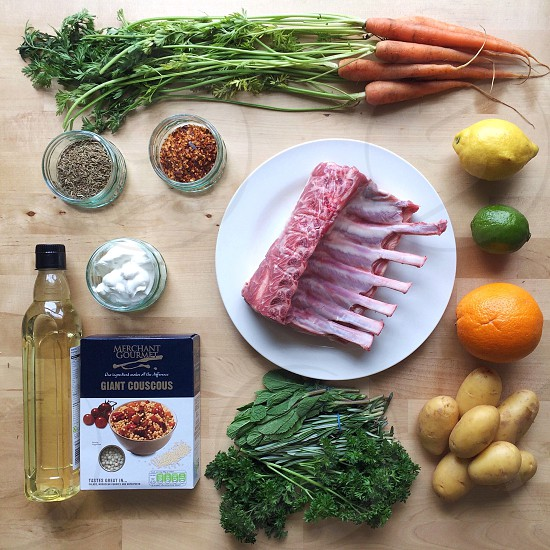 Food fresh healthy cooking meat market produce  photo
