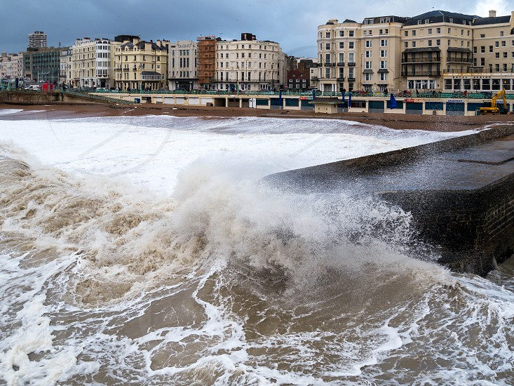 Brighton After the Storm photo